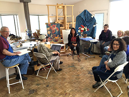 Plein Air Workshop 2016